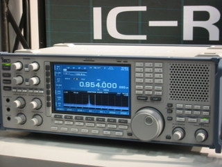 IC-R9500 communications receiver