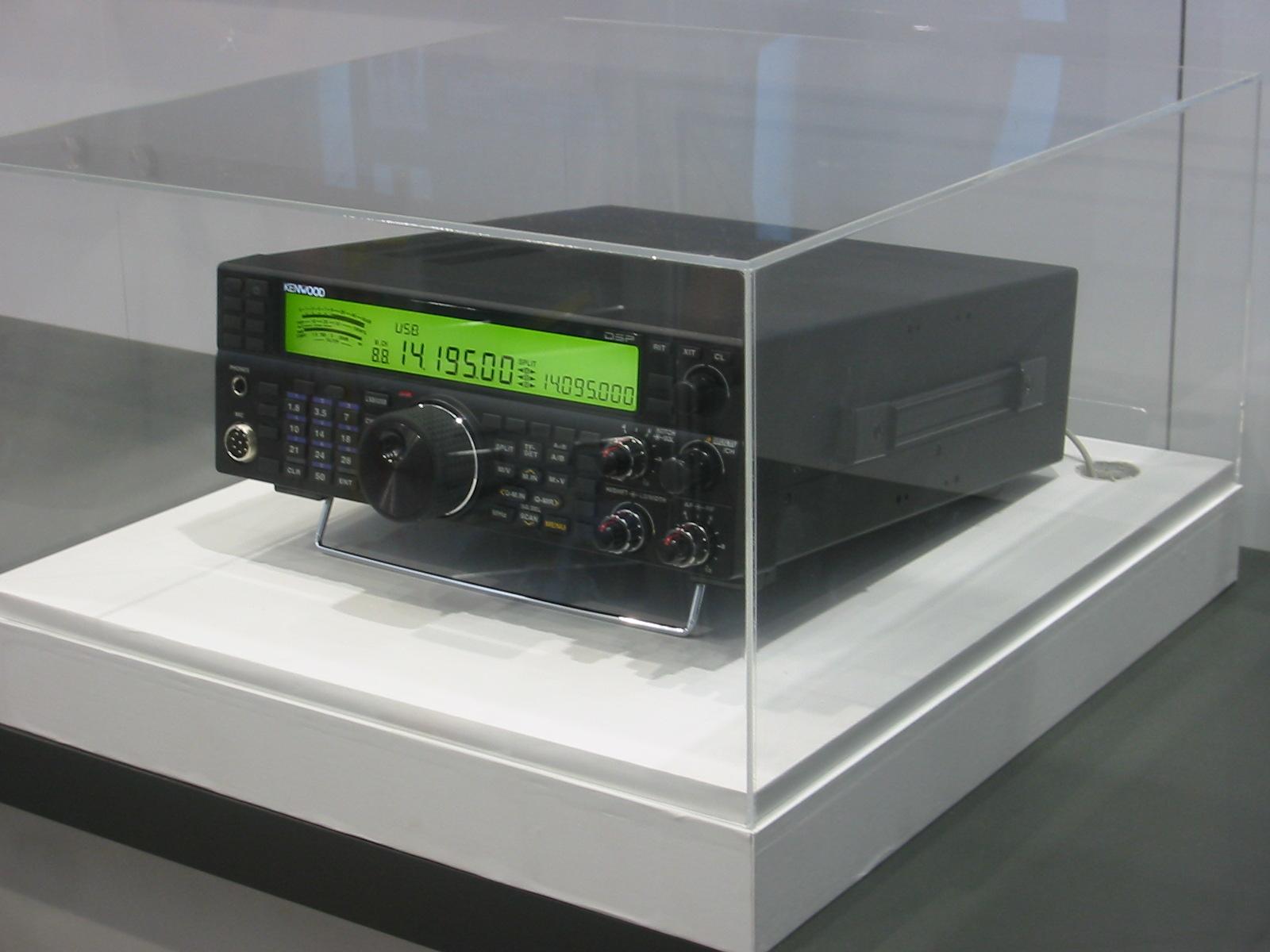 New Kenwood Radio